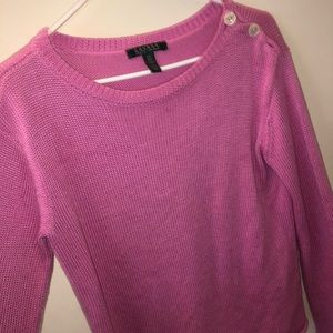 Lauren by Ralph Lauren Pink Women's Sweater